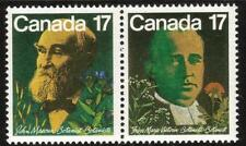 Canada MNH 1981 Canadian Botanists