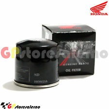 15410MCJ505 FILTRO OLIO ORIGINALE HONDA 900 CB F HORNET 2006