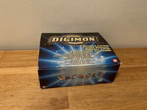 Digimon Cards Digi Battle Series 1 Booster Box w/ 24 Sealed Packs New English