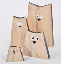 Deko-Skulpturen & -Statuen aus Holz mit Natur-Thema