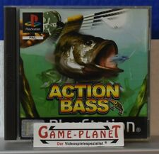 Action Bass Playstation 1  OVP USK ab 6 Angelspiel Take 2 Interactive
