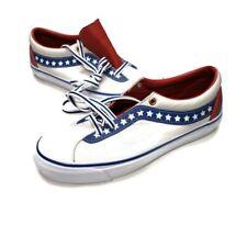 Vans EVEL KNIEVEL Leather Skateboard Shoes 721278 Ultra Cush Mens 8.5 Womens 10
