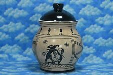 Vintage Formalities By Baum Bros. Greek  Vase Urn With Lid