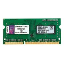 Mit Kingston Kvr16s11s8/4 Sodim DDR3 4GB 1600mhz SR