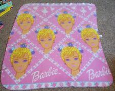 """Retro Northwest Company Barbie Blanket Ballerina 45"""" x 54"""""""