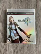 Final Fantasy XIII (PS3, 2010) FF13