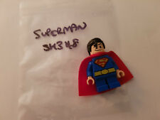LEGO Super Heroes Superman Short Legs Minifig SH348 76068 Mighty Micros