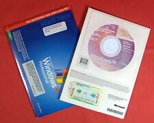 NEW GENUINE Windows XP Professional + SP3:  Disk, COA & CD Product Key (XP Pro)