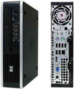 HP Compaq 6005 Pro USDT - 4GB ram - 2.4Ghz CPU - 250gb HDD - Wifi (#1&4)