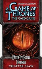 A Game of Thrones AGOT LCG - Fire Made Flesh (New)