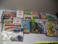 Lot of 29 Kids Books, Angry Birds, Only Ivan, Angel & faith, Marty Mcguire &more