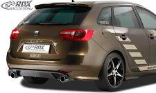 RDX Heckansatz SEAT Ibiza 6J / ST Kombi Heck Ansatz Schürze Diffusor Hinten
