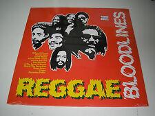 Reggae Bloodlines V/A compilation LP sealed New 180 gram with download card