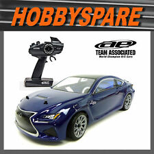 NEW 1/10 TEAM ASSOCIATED APEX DRIFT ONROAD LEXUS RC F BRUSHLESS AWD RTR + BONUS