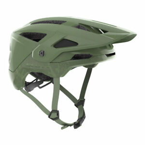 Scott Stego Plus MIPS Enduro Mountain Bike Helmet, Adult Medium 55-59cm, Green