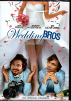 Wedding Bros (DVD, 2009) NEW & SEALED, Crashers, Crazy Brides and Grooms, Comedy