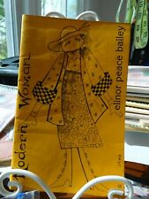 New listing The Modern Woman Pattern by Elinor Peace Bailey vtg 1988 Uncut