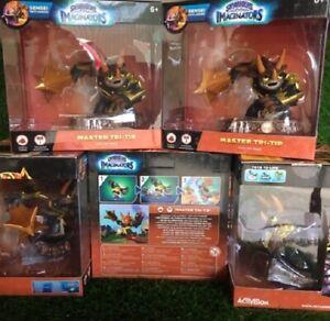 Sensei Skylanders Imaginators Master Tri-Tip Figure BOXED Xbox One 360 Ps4 Ps3