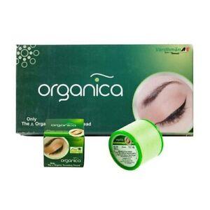 Organica Eyebrow Threading Cotton Thread Hair Removal 1 Box (8 Spools) Cheap
