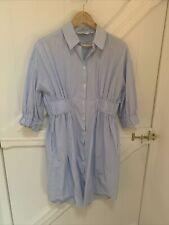 & Other Stories Stripe Shirt Dress EU 36