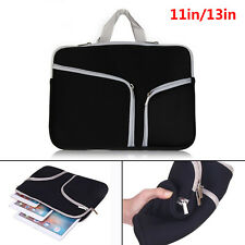 Laptop Sleeve Carry Bag Notebook Case For Apple Mac/Pro/Retina/Asus/Acer/Sony
