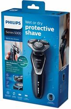 +****Super S5360/06 Philips Turbo+ Shaver Wet Dry 5000 High Capacity Cordless UK