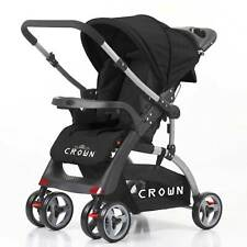 Poussette Buggy Guidon Amovible 2 Directions Benutzbar Dualway 6 Roue 360°