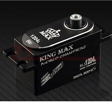 KINGMAX 50g FULL CNC ALUMINIUM CASES LOW PROFILE HV DIGITAL BRUSHLESS SERVO