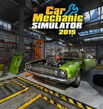Car Mechanic Simulator 2015 PC Steam Code Key NEW Download Game Fast Region Free