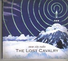 (CN931) The Lost Cavalry, Snow City Radio EP - 2011 DJ CD