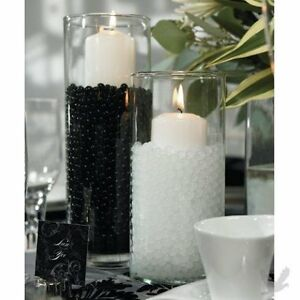 VASE FILLER , Water Beads Centerpiece decorations - 35 different colors