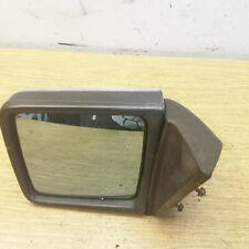 Mercedes E W124 [86-93] Passenger Left Door Wing Manual Mirror - 1248101516