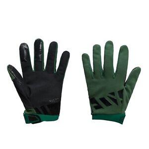 2020 Fox Racing Mens Ranger Gloves Racing Mountain Bike BMX Fatigue Green