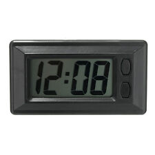 LED Uhr KFZ Auto Zeitanzeige Autouhr borduhr digital Instrumententafel Clock Neu