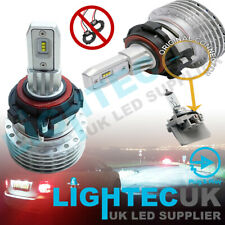 VW GOLF MK6 FANLESS 50W 4000LM H7 LED HEADLIGHT UPGRADE KIT NO ADAPTER CANBUS UK