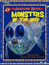 The Awesome Book of Monsters of the Deep (World of Wonder: the Awesome Book of)