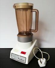 More details for retro 1980s moulinex food blender - working order - prop for tv & film
