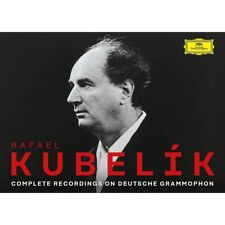 COMPLETE RECORDINGS ON DG (LTD. EDT. ) - KUBELIK,RAFAEL/+  65 CD+DVD NEU