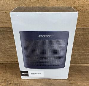NEW SEALED BOX Bose SoundLink Color 2 Black Bluetooth Wireless Portable Speaker