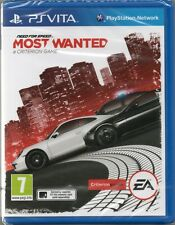 Need for Speed Most Wanted Sony PlayStation Vita Complete VGC 1st Class Game