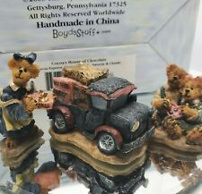 Vintage Boyds Bearly Built Village Accessory 2000 Cocoa Love 19509-1 Rare B11