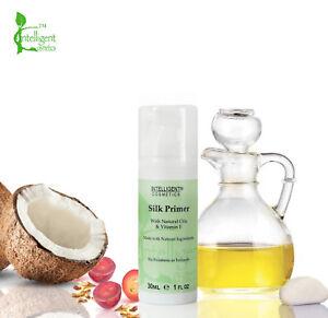 Intelligent Cosmetics™ Pure Natural SILK PRIMER for Mineral Makeup w Vitamin E