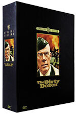 """""""DIRTY DOZEN"""" (Lee Marvin) - Deluxe DVD Box set - NEW STOCK - Rare & Deleted"""