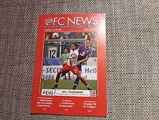 Programm Kickers Offenbach - FC Augsburg 07/08