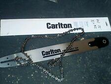 CARLTON PRO  22 INCH BAR SUIT HUSQVARNA + OTHER BRANDS   BONUS CHAIN * 3/8  X76