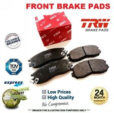 TRW FRONT BRAKE PADS SET for FIAT PUNTO 1.2 16V 80 1999-2006