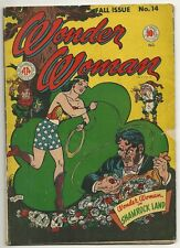 Wonder Woman #14 VG 1945 All American