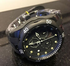 @NEW Invicta Reserve 52mm Subaqua Venom Black Combat Version Chronograph 6051