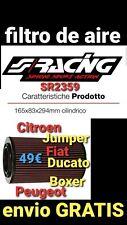 CITROEN JUMPER / PEUGEOT BOXER / FIAT DUCATO filtro aire SIMONI RACING SR2359