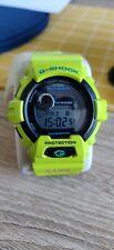 * Raro * Casio G-shock GWX-8900C Verde Resistente Solar Atomic
